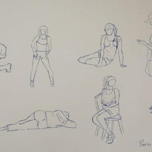 Drawing II Course