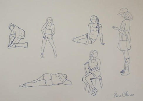 Drawing II Course