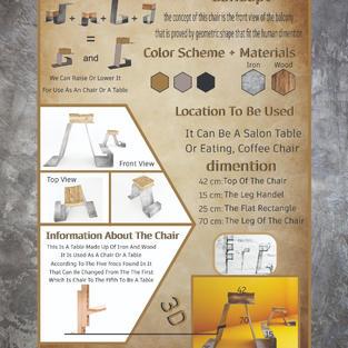 Furniture Design and Textiles Course