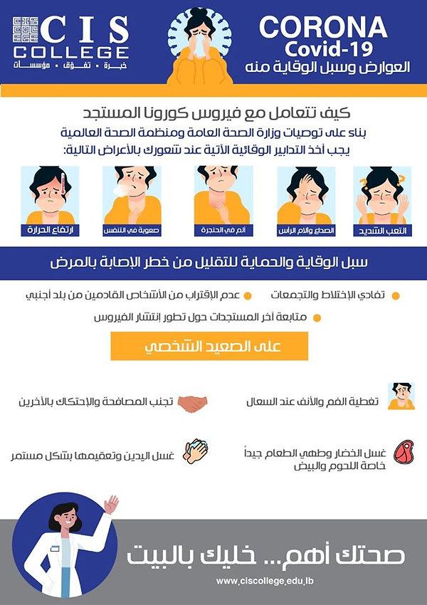 Coronavirs  Information