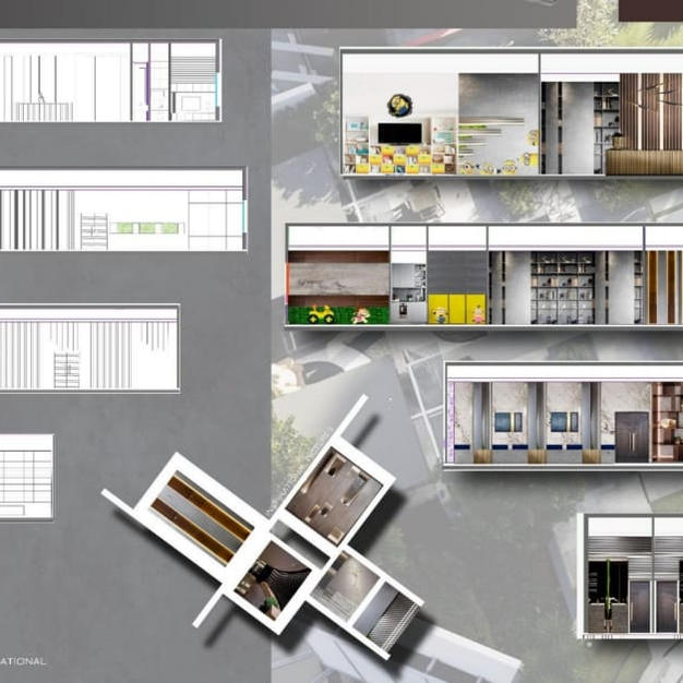 Interior Design Studio II Course