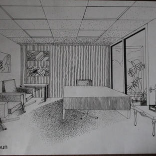 Sketching and Perspective Course