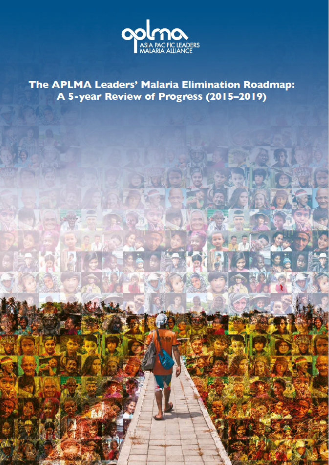 The APLMA Leaders' Malaria  Elimination Roadmap (2020)