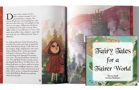 Fairy Tales for a Fairer World