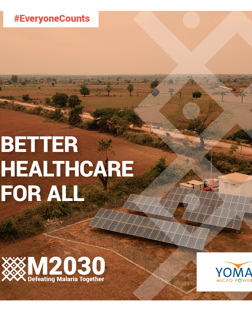 M2030 - Defeating Malaria Together