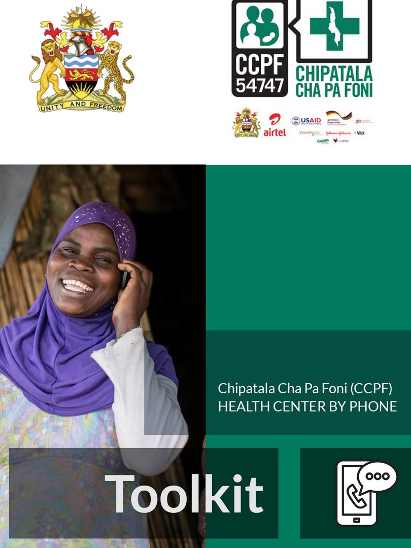 HEALTH CENTRE BY PHONE: Chipatala Cha Pa Foni (CCPF)