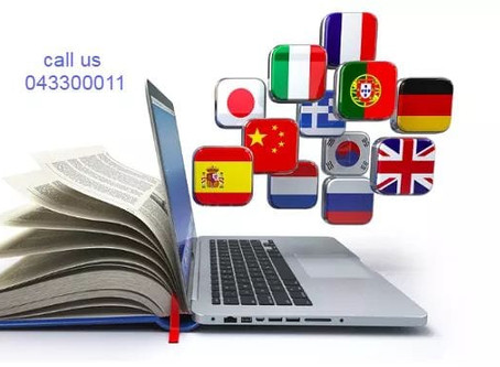 Translation Services in UAE