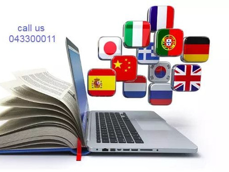Translation Services in UAE
