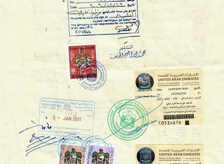 MOFA Attestation services   Ministry Of Foreign Affairs UAE