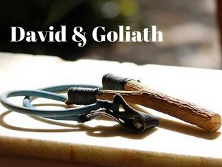 Weary & Burdened Ep. 002: David & Goliath