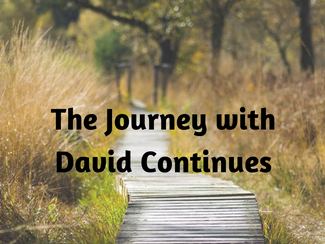 Weary & Burdened Ep. 004: The Journey with David Continues