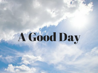 Weary & Burdened Ep. 008: A Good Day