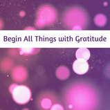 Gratitude, Resolutions and Goals