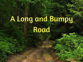 Weary & Burdened Ep. 005: A Long and Bumpy Road