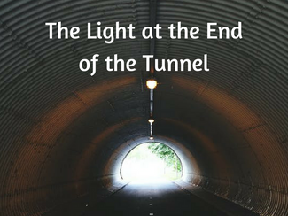 Weary & Burdened Ep. 009: The Light at the End of the Tunnel