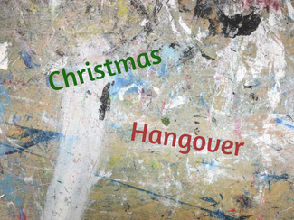 Weary & Burdened Ep. 014: Christmas Hangover