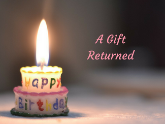 Weary & Burdened Ep. 017: A Gift Returned