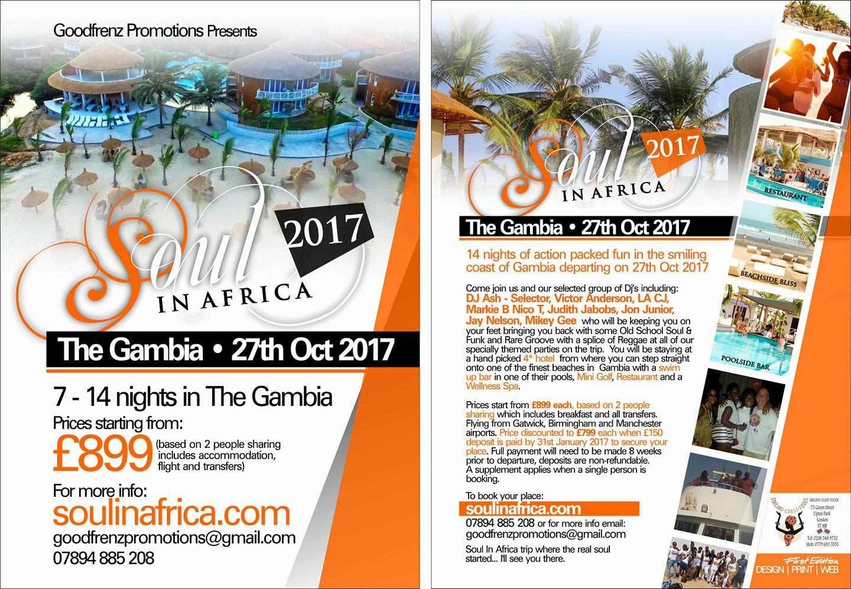 Soul In Africa 2017