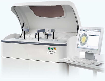 Autotron 420 ISE Auto Clinical Chemistry Analyser