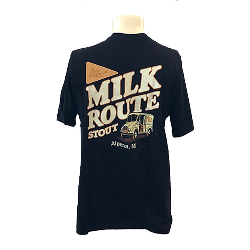 Milk Route Stout Tee