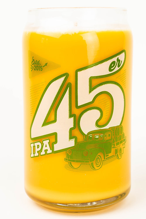 45er IPA Soy Candle
