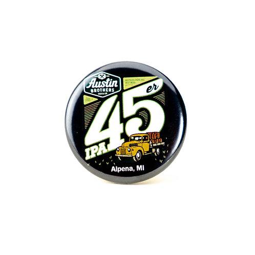 45er Button