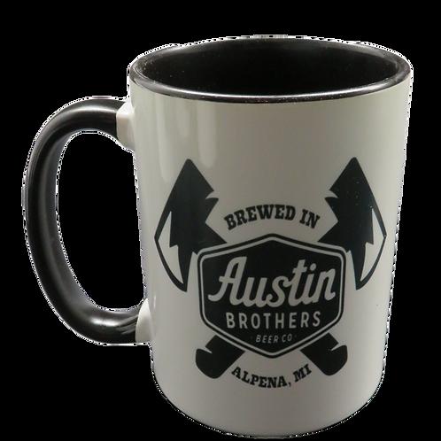 Double Logo Mug