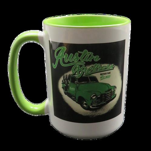 Austin Brothers Truck Mug