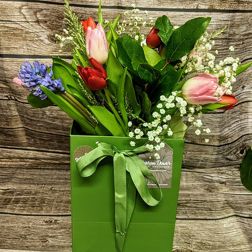 Scented Spring Bouquets