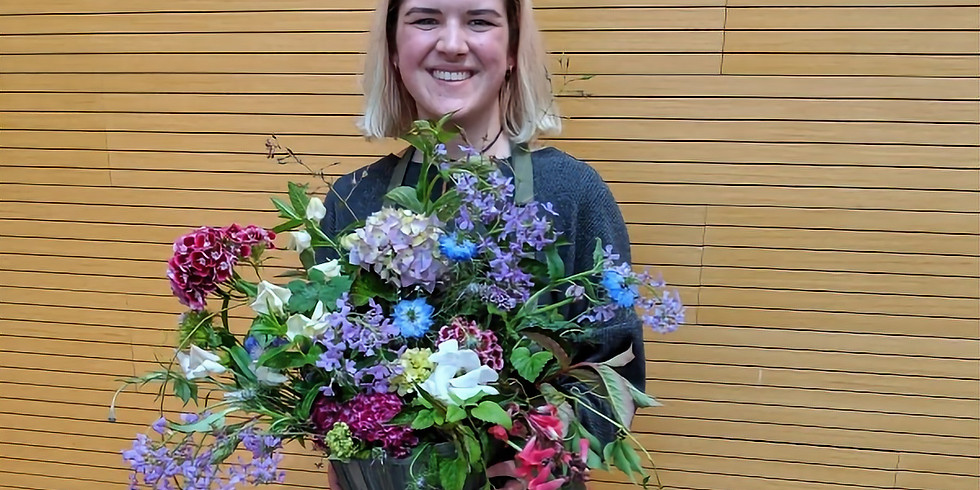 10 Week Course - Flower Arranging for Fun