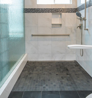 Shower can be used horizontally or perpendicularly