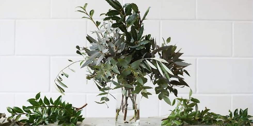 Foliage fun - this years must have accessory - £35
