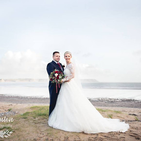 Wedding florists for Oxwich Bay Hotel