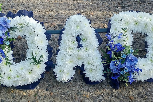 DAD - Personalised Letters
