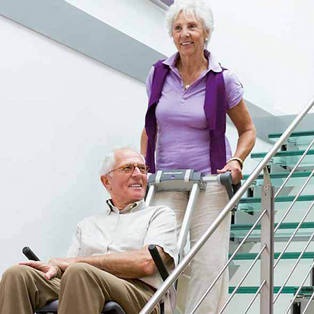 Scalamobil – Wheelchair Stair Climber