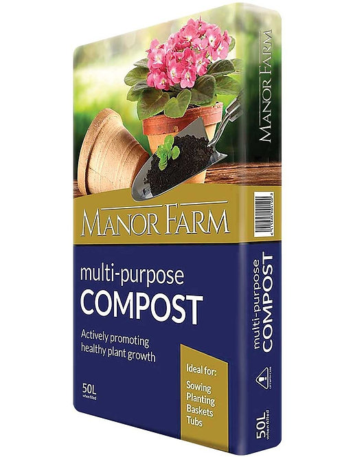 50 litre multi purpose compost