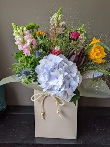 Signature Bouquet in Presentation Box