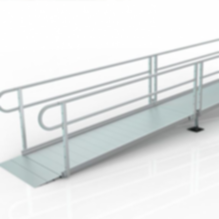 Thrive for Life | Honolulu, HI | Our Products - The PATHWAY - 3G Modular Access Ramp