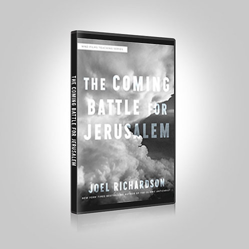 The Coming Battle for Jerusalem