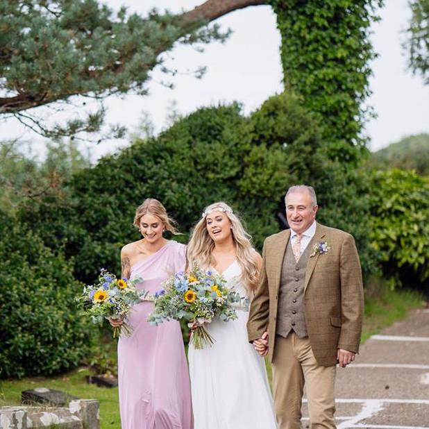 Wedding flowers Gower Weddings