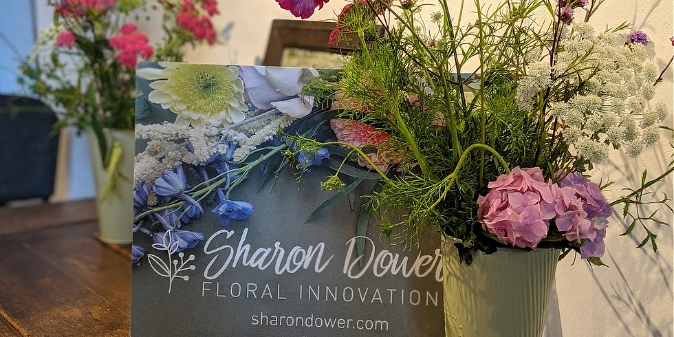 30-week Accredited NAFAS/OCN Level 1 and 2 Floral Art and Design