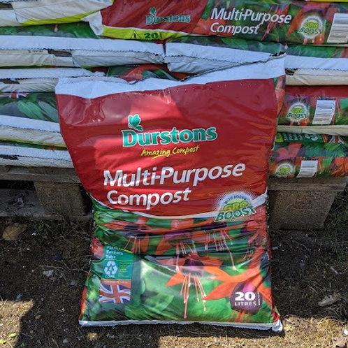 20 litre multi purpose compost