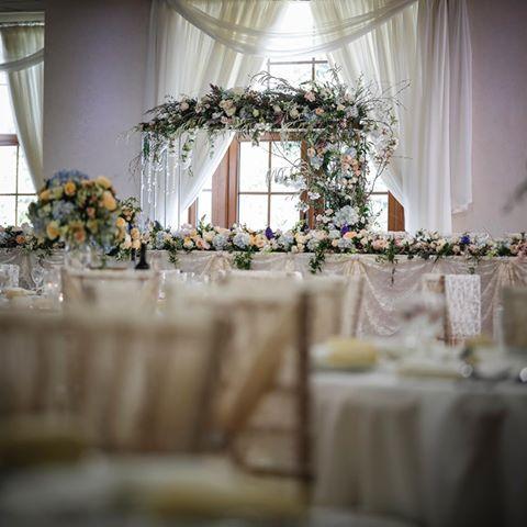 Wedding flowers for Manor Park, Clydach