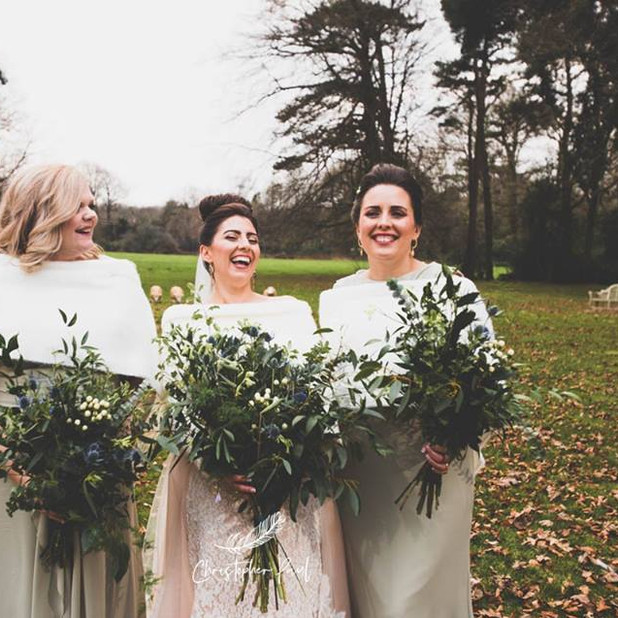 Wedding florists in Swansea