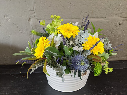 Seasonal Mix Planter