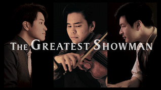 【兄弟ピアノ連弾×ヴィオラ】The Greatest Showman
