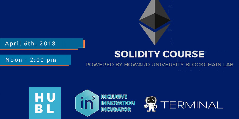 Intro to Blockchain Programming with Solidity