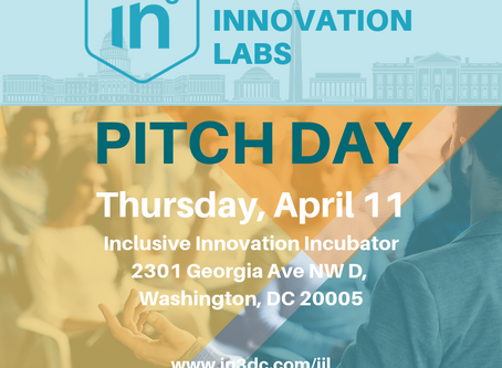 Meet The Judges of Inclusive Innovation Labs Pitch Day