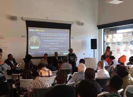 What happened last week at In3? Amazon Web Services Hosts Event for Underrepresented in Tech