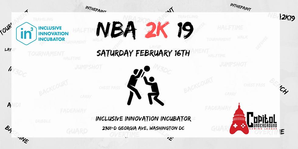 In3Gaming: NBA2k Free Play & Tournament
